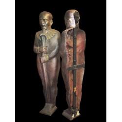 Statue égyptienne