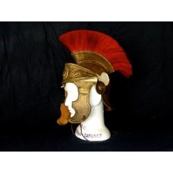 casque de général ou empereur romain