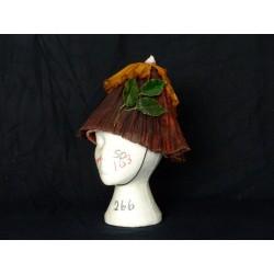 Chapeau féminin printanier
