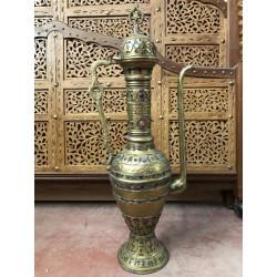 Théière orientale décorative