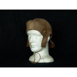 Casque en cuir époque romaine