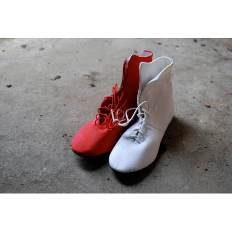 Chaussures bicolores