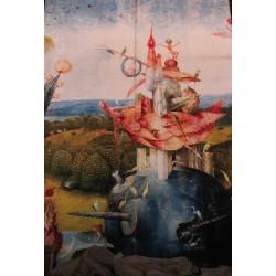 Tableau xxl Jérome Bosch