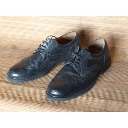 Chaussure brogues noires