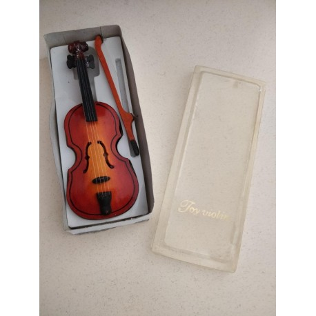 Violon miniature
